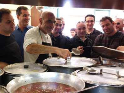 סיור קולינרי בשוק מחנה יהודה בירושלים