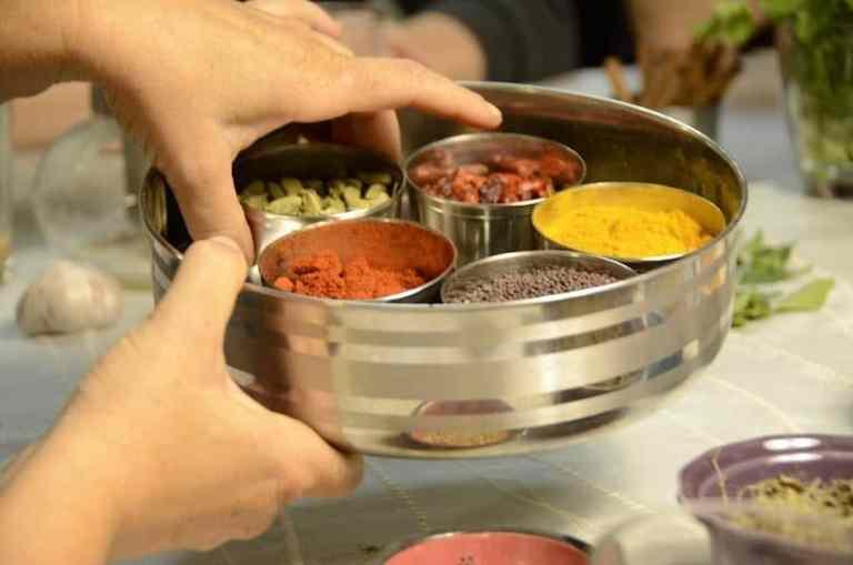 סדנת בישול הודי