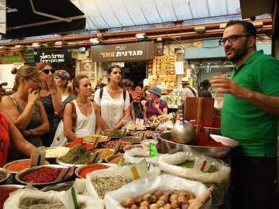 culinary tours jerusalem