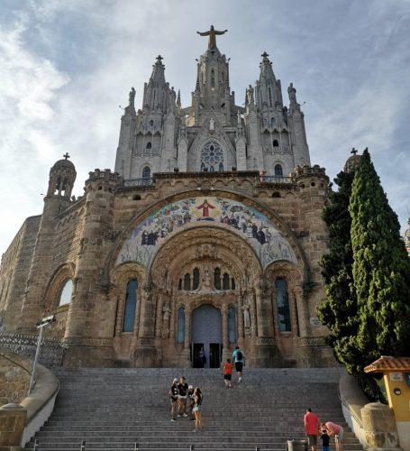 Templo Expiatorio del Sagrado Corazón Tibidabo
