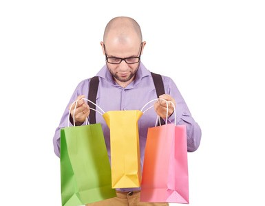personal shopper en rebajas