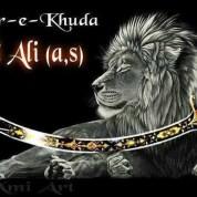 Imam Ali - Asad Allah - Zulfiqar - Lion of Allah