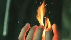 Hold coal Fire – Religion faith