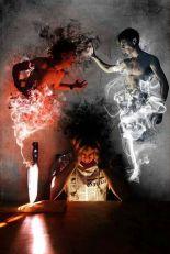 Inner battle - fight of good & evil inside the head, Struggle