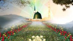 Madina – Garden of Paradise, light,