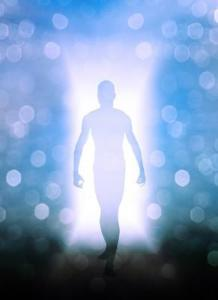 Man in light - draws near me