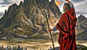 Moses mount sinai,kashiya,energy