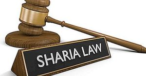 Sharia Law Drawing