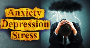 anxiety, depression, stressed man, problems, difficulty,