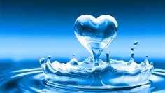 heart-waterdrop, angelic, energy, water