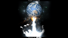 power in hands, Light, Energy, earth, Awliya