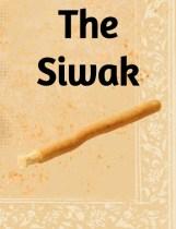 siwak tooth stick, shirk khafi, tahir qalbi