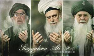 three Naqshbandi Shaykhs dua pray
