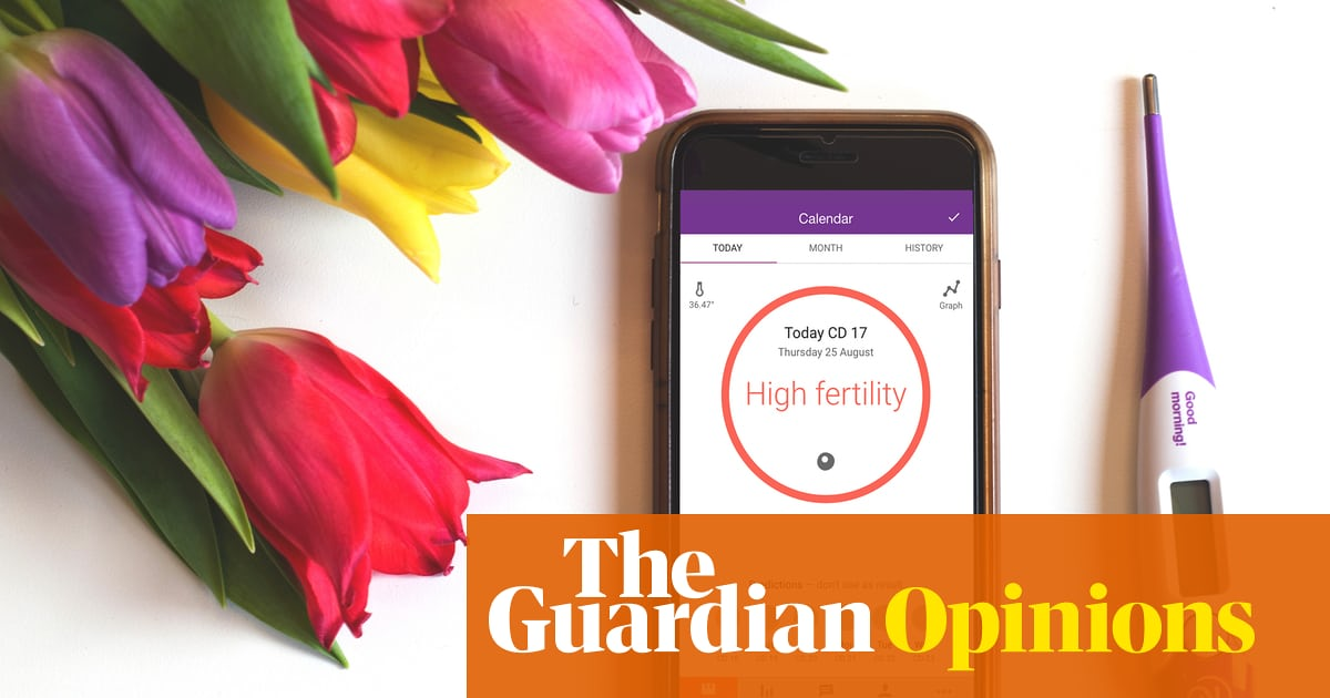 Women are turning to birth control smartphone apps for a reason | Dawn Foster