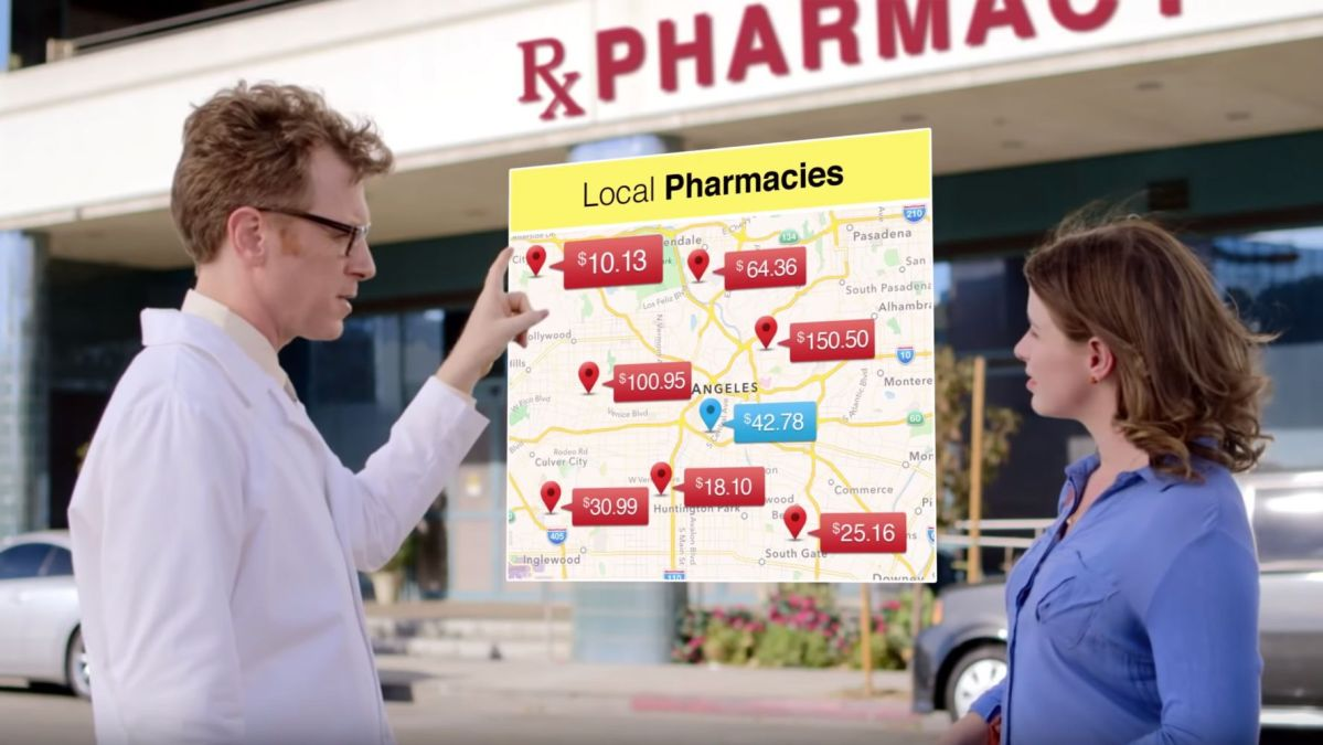 This App Saves Money On Prescriptions  And Shows How Messed Up Drug Prices Are