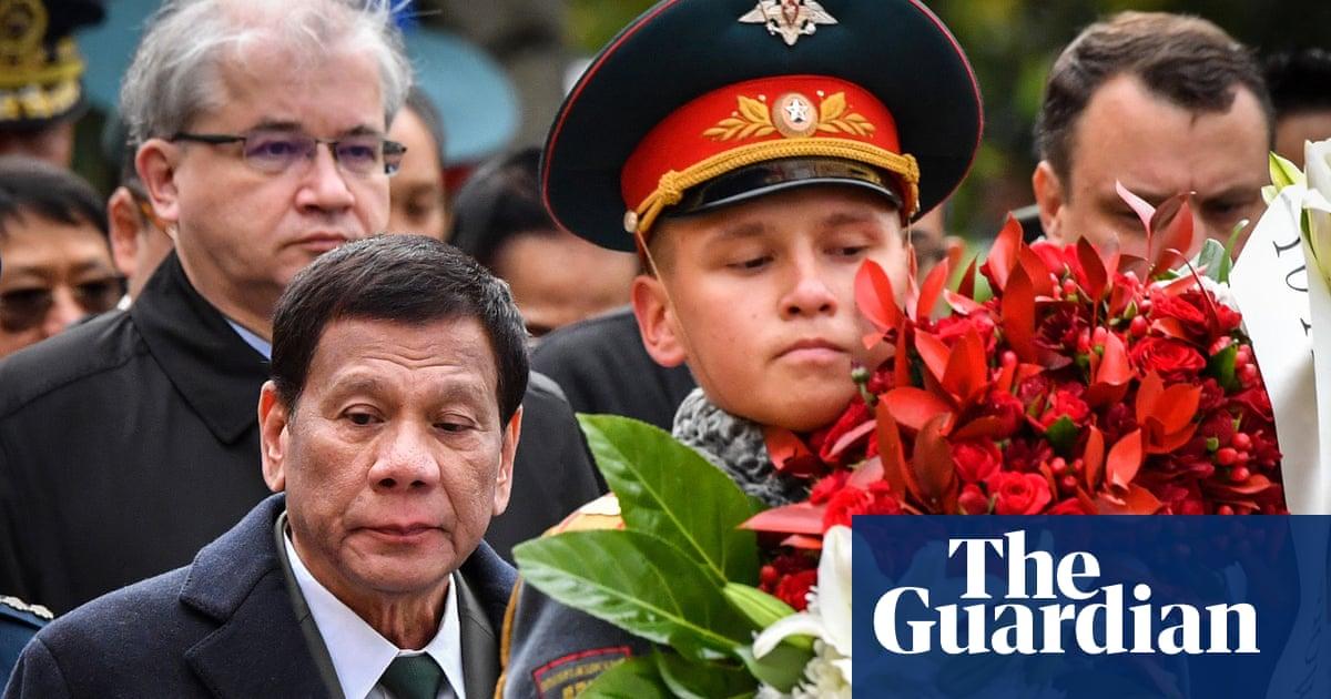 Philippines leader Rodrigo Duterte says he has autoimmune disease