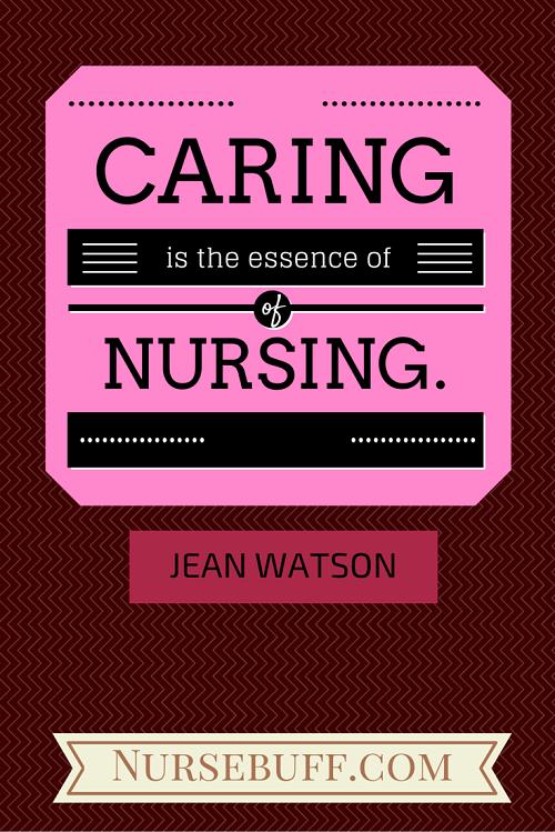 Caring inspirational nursing quotes