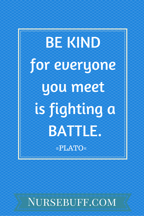 plato inspirational nursing quotes