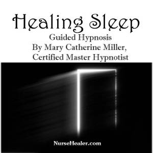 Healing Sleep Label