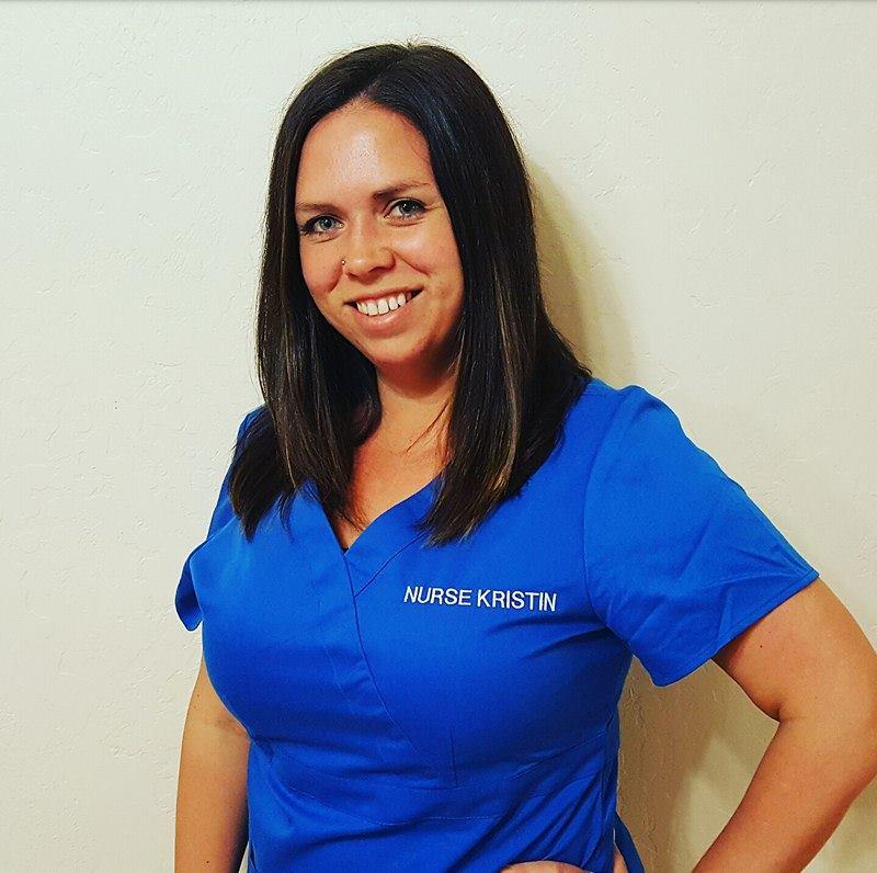 About Nurse Kristin
