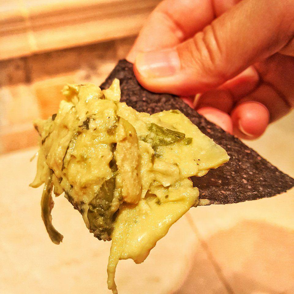 Plant-Based Spinach Artichoke Dip