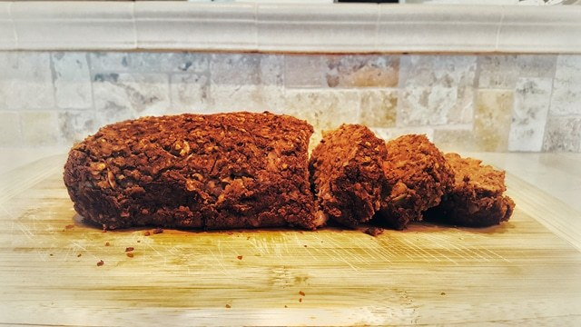Vegan Meatless Loaf