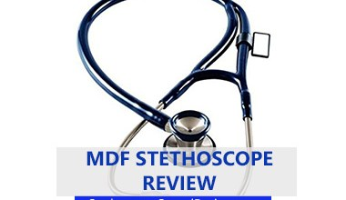 mdf stethoscope review
