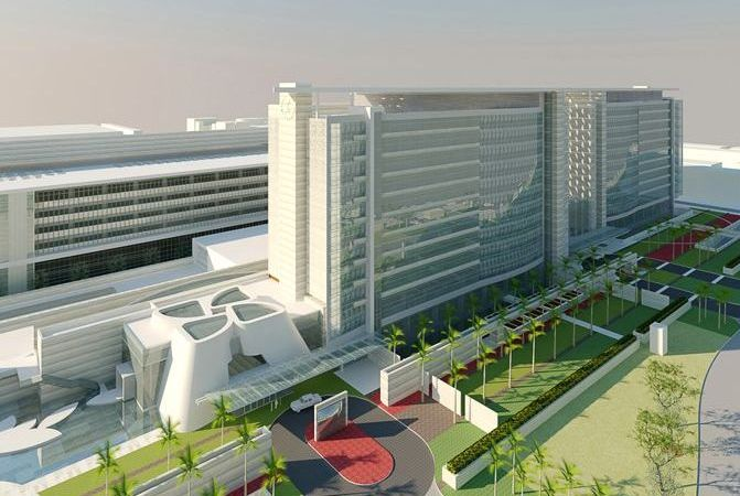 King Fahad Medical City in Saudi needs 500 nurses