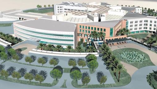 KOC hiring nurses for Ahmadi Hospital