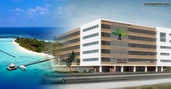 Maldives' newest hospital needs over 200 nurses