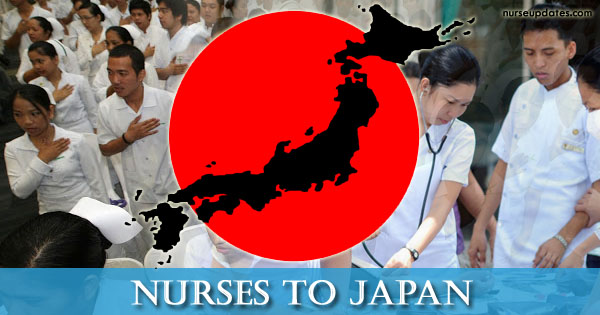 Japan needs 50 nurses, 300 caregivers