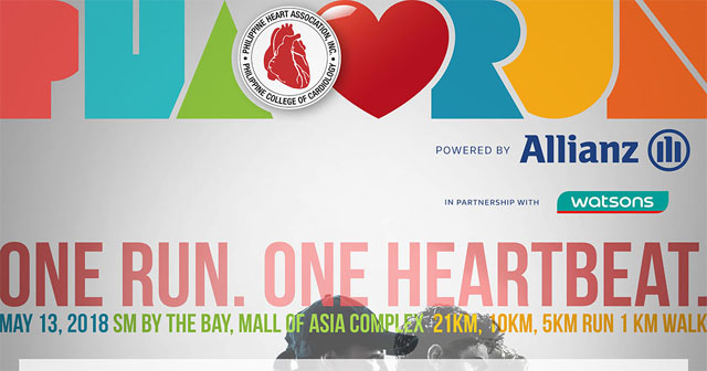 Allianz to Give 100K Free Personal Accident Life Insurance Coverage to All Participants of PHA Heart Run