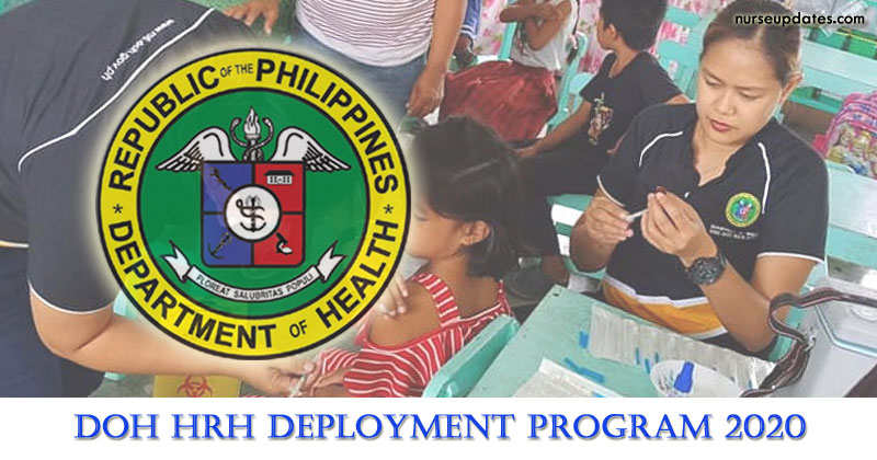 DOH to hire 26,389 HRH workers in 2020