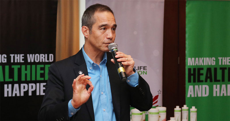 Herbalife Nutrition Advisory Board Chairman: Empowering People with Knowledge