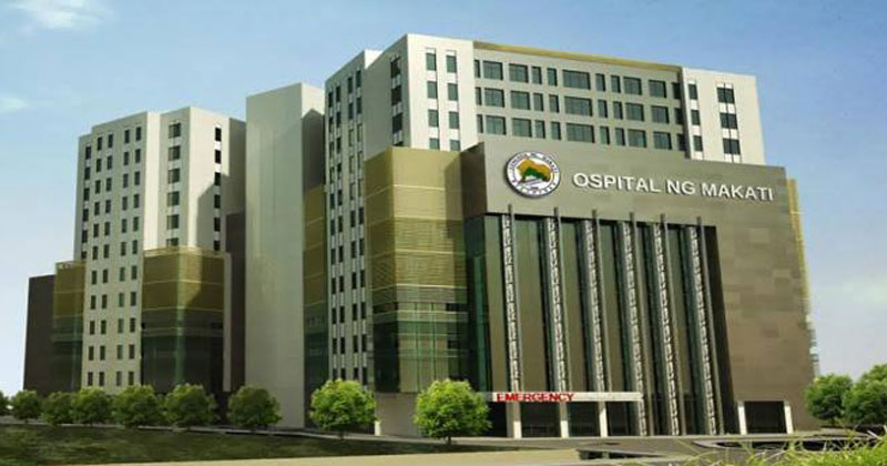 Ospital ng Makati hiring 41 nurses, salary at P20,754 plus allowances