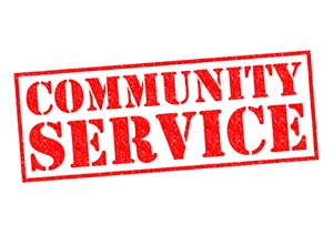 Community Service In Nursing Home