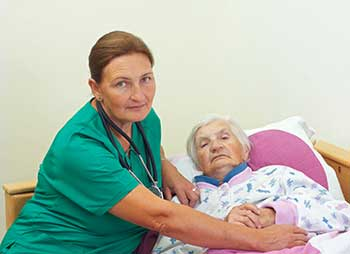 Nursing Homes Required To Have Certain Numbers Of Staff