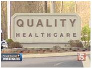 Improper Record Keeping  in Nursing Homes