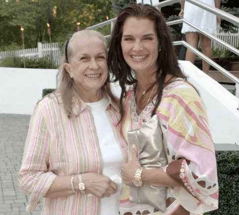 Did The National Enquirer Exploit Brook Shield's Mother?