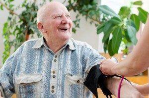 Senior man South Carolina nursing home