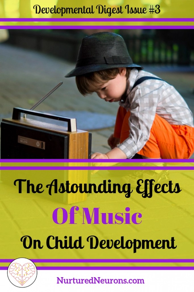 The Astounding Effects of Music On Child Development