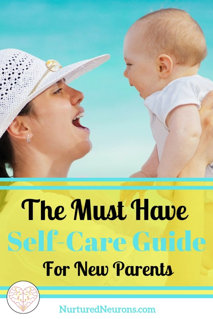 Self-Care Guide For New Parents