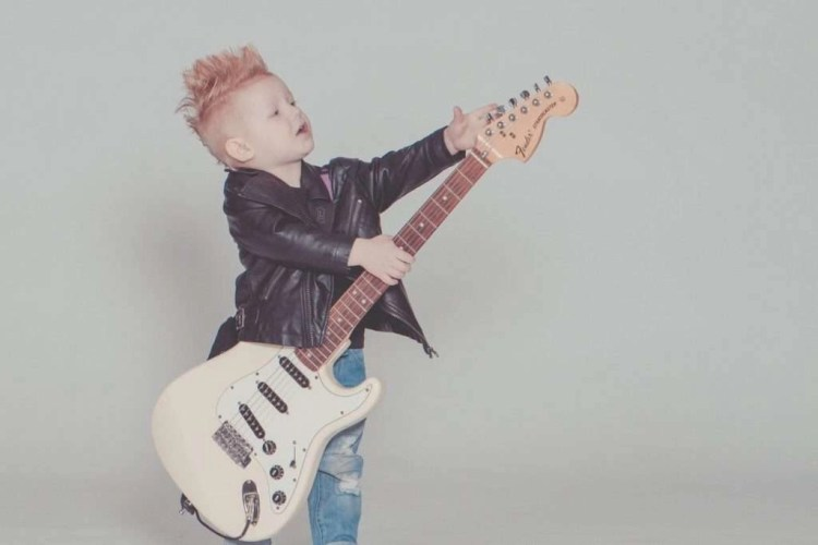 The impact of music on child learning