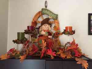 These decorating ideas are inexpensive and simple ways to bring the warmth of fall into your home.