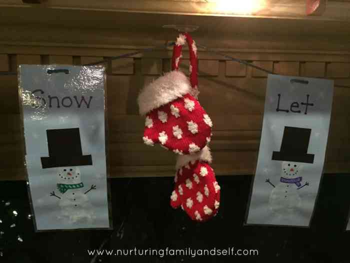 Finished Snowmen Footprints 2 with Website