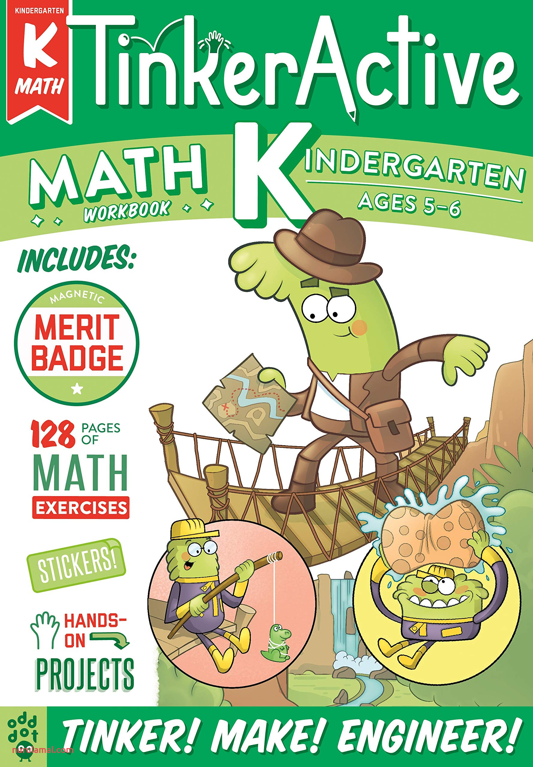 Kumon Math Workbooks