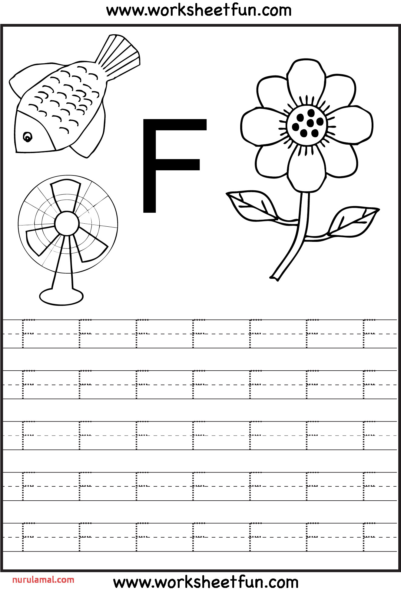 Free Handwriting Worksheets For Kids Cursive