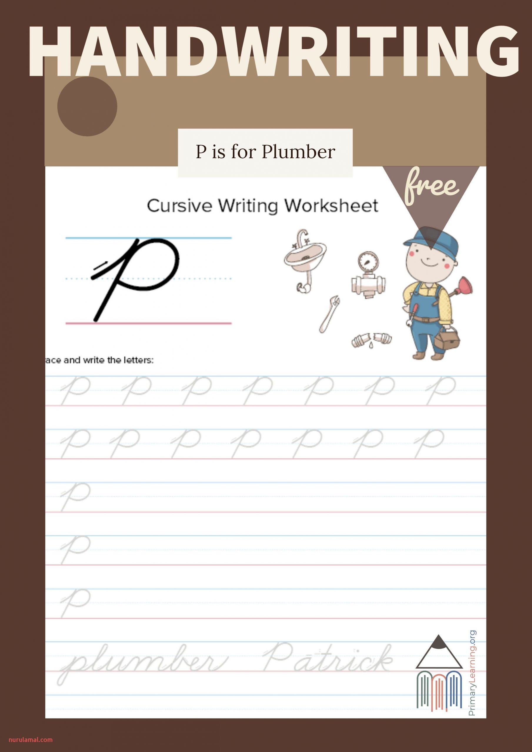 Free Handwriting Worksheets For Kids Christmas