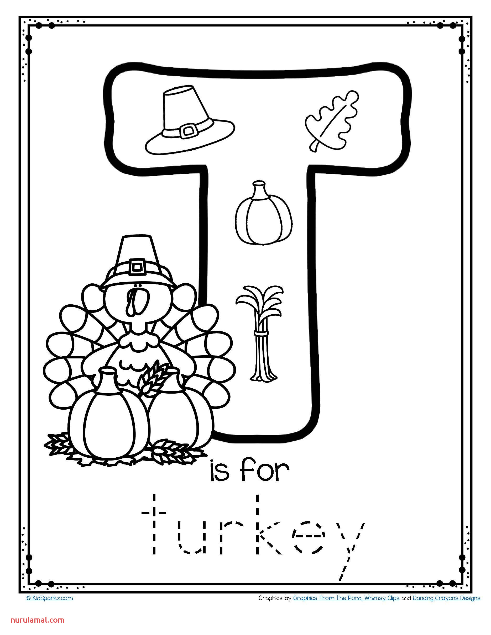 Spelling Kindergarten Handwriting Worksheets