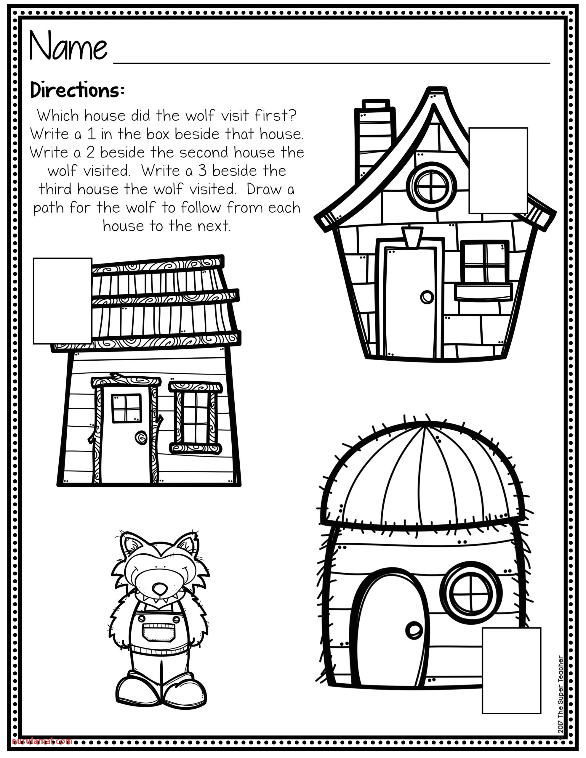 Worksheets Testing Skills Read Write And Draw